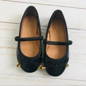 Capelli Black Dress Shoes